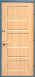Двери металлические МДФ винорит