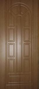 Двери металлические МДФ матовый