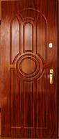 Двери металлические МДФ 3Д глянец