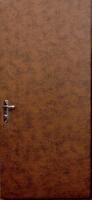 Двери металлические Дермантин