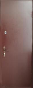 Двери металлические покрытие краска