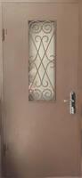Двери металлические покрытие сента лак